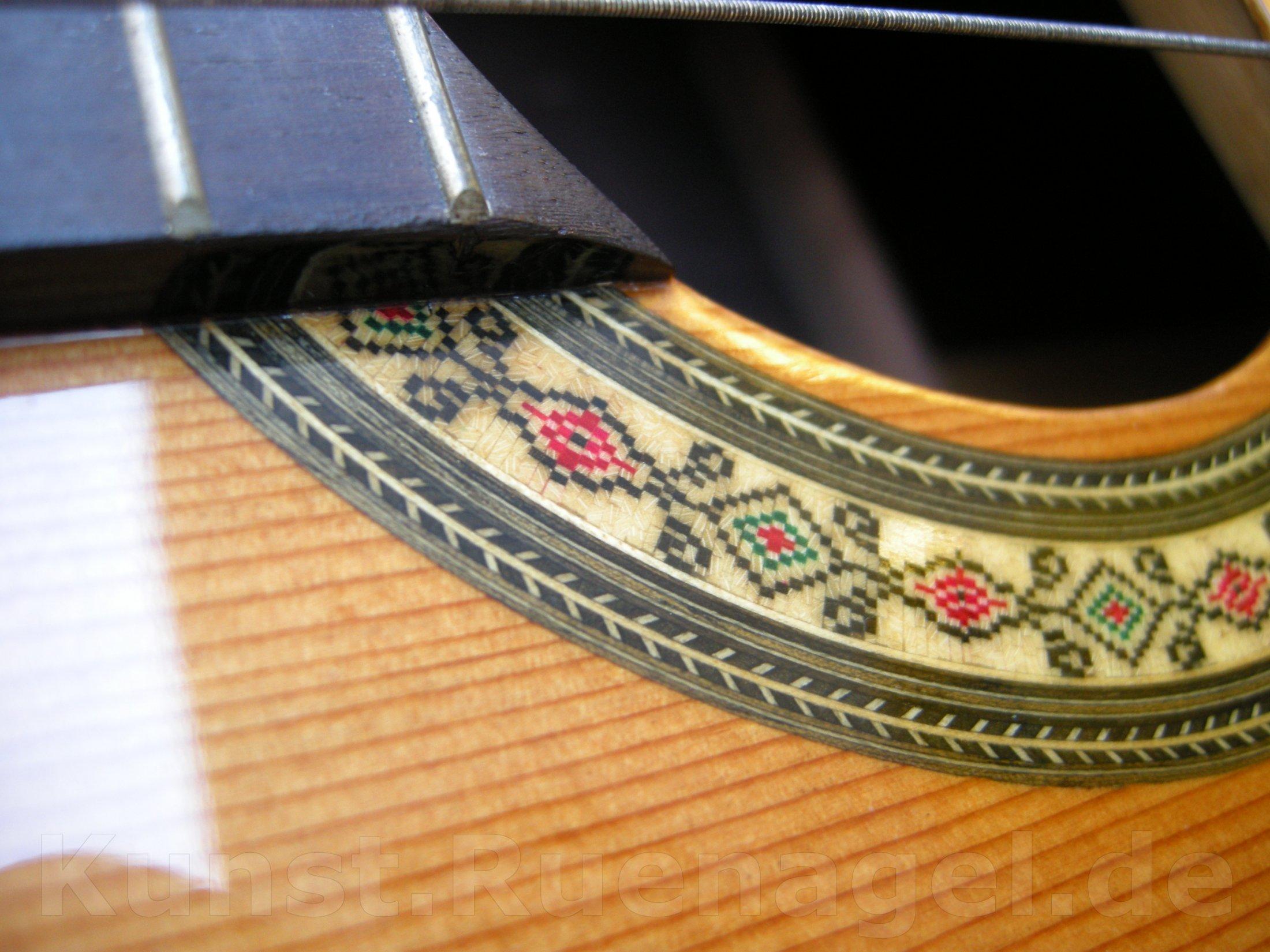 Guitar Juan Orozco Luthier Vintage New York 1979 Musik Intrumente Akkustik Gitarre Rosenheim - Kunst-Ruenagel-de138