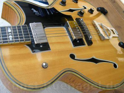 Archtop Guitar Hoefner 471 Musik Intrumente Rosenheim - Kunst-Ruenagel-de21