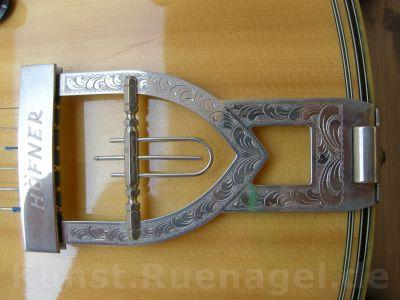 Archtop Guitar Hoefner 471 Musik Intrumente Rosenheim - Kunst-Ruenagel-de22