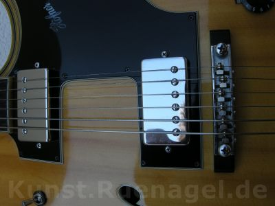 Archtop Guitar Hoefner 471 Musik Intrumente Rosenheim - Kunst-Ruenagel-de23