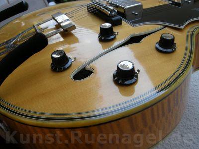 Archtop Guitar Hoefner 471 Musik Intrumente Rosenheim - Kunst-Ruenagel-de24