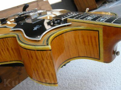 Archtop Guitar Hoefner 471 Musik Intrumente Rosenheim - Kunst-Ruenagel-de25