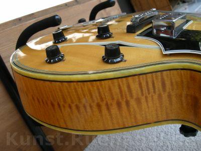Archtop Guitar Hoefner 471 Musik Intrumente Rosenheim - Kunst-Ruenagel-de26