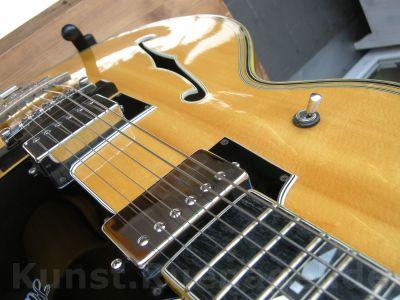 Archtop Guitar Hoefner 471 Musik Intrumente Rosenheim - Kunst-Ruenagel-de28