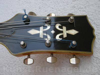 Archtop Guitar Hoefner 471 Musik Intrumente Rosenheim - Kunst-Ruenagel-de30
