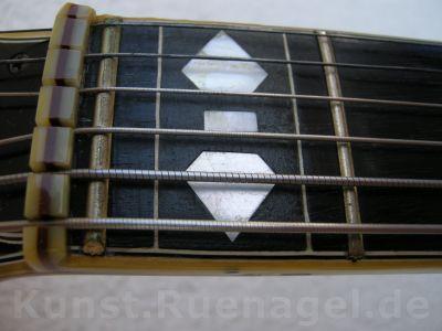 Archtop Guitar Hoefner 471 Musik Intrumente Rosenheim - Kunst-Ruenagel-de31