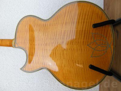 Archtop Guitar Hoefner 471 Musik Intrumente Rosenheim - Kunst-Ruenagel-de34