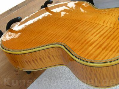 Archtop Guitar Hoefner 471 Musik Intrumente Rosenheim - Kunst-Ruenagel-de36