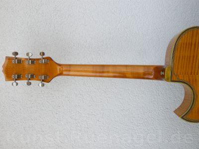 Archtop Guitar Hoefner 471 Musik Intrumente Rosenheim - Kunst-Ruenagel-de37