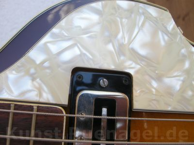 Beatles Bass Guitar Hoefner 500-1 Musik Intrumente Rosenheim - Kunst-Ruenagel-de103