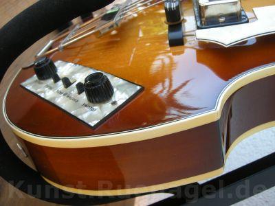 Beatles Bass Guitar Hoefner 500-1 Musik Intrumente Rosenheim - Kunst-Ruenagel-de87