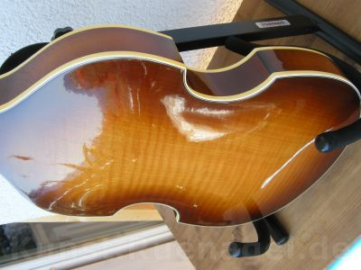 Beatles Bass Guitar Hoefner 500-1 Musik Intrumente Rosenheim - Kunst-Ruenagel-de98