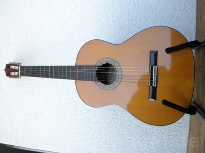 Guitar Juan Orozco Luthier Vintage New York 1979 Musik Intrumente Akkustik Gitarre Rosenheim - Kunst-Ruenagel-de134