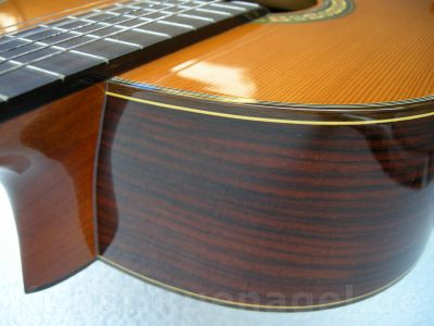Guitar Juan Orozco Luthier Vintage New York 1979 Musik Intrumente Akkustik Gitarre Rosenheim - Kunst-Ruenagel-de142