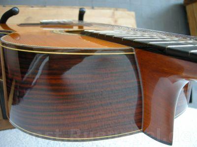 Guitar Juan Orozco Luthier Vintage New York 1979 Musik Intrumente Akkustik Gitarre Rosenheim - Kunst-Ruenagel-de145