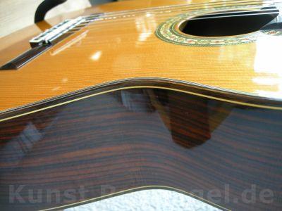 Guitar Juan Orozco Luthier Vintage New York 1979 Musik Intrumente Akkustik Gitarre Rosenheim - Kunst-Ruenagel-de146