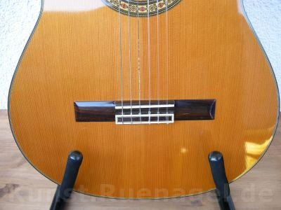 Guitar Juan Orozco Luthier Vintage New York 1979 Musik Intrumente Akkustik Gitarre Rosenheim - Kunst-Ruenagel-de148