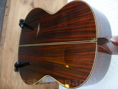 Guitar Juan Orozco Luthier Vintage New York 1979 Musik Intrumente Akkustik Gitarre Rosenheim - Kunst-Ruenagel-de154