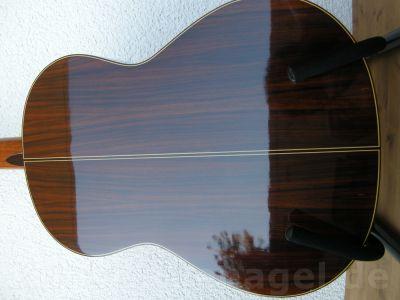 Guitar Juan Orozco Luthier Vintage New York 1979 Musik Intrumente Akkustik Gitarre Rosenheim - Kunst-Ruenagel-de157