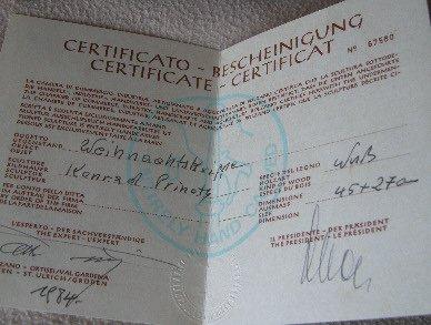 Krippe-Konrad Prinoth-zertifikat-DSCN1194